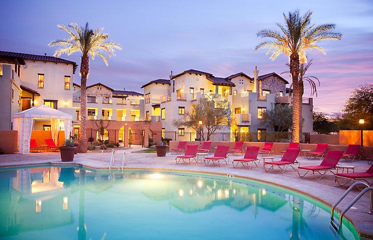 Cibola vista resort and spa phoenix peoria az