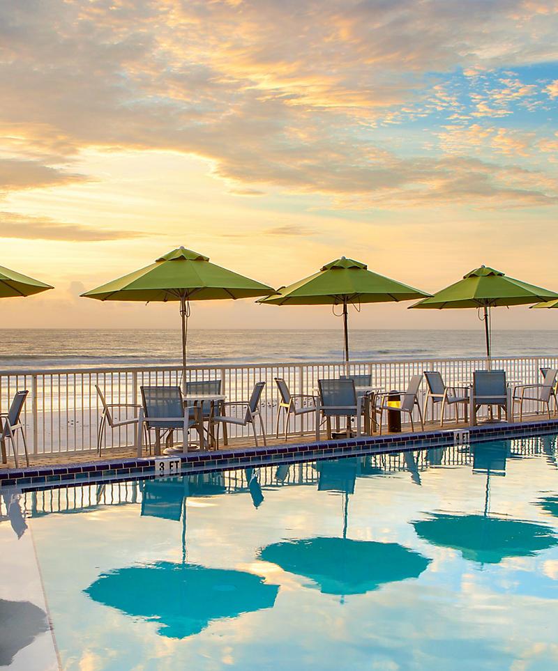 Daytona Seabreeze Resort Daytona Beach Fl Bluegreen