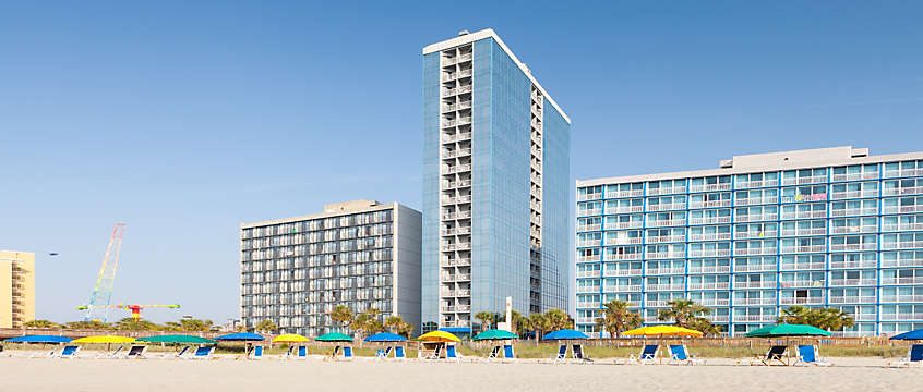 Seaglass Tower Myrtle Beach Pictures