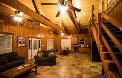 Louisiana Cajun Fishing Adventures Lodge