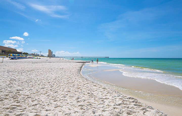 Panama city resort club bluegreen vacations for Fish market panama city beach