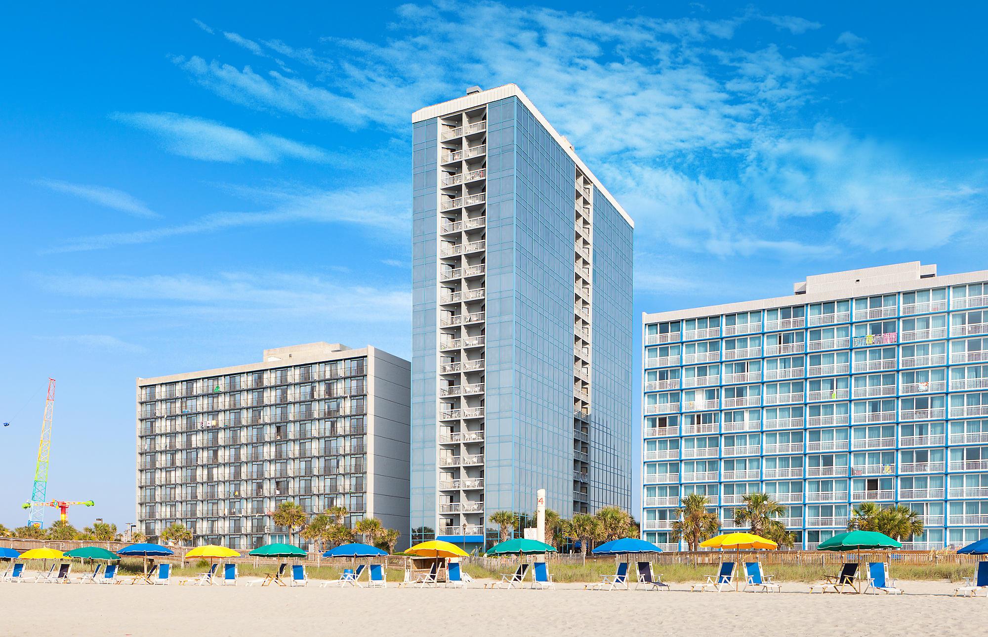 Seaglass Tower Resort Myrtle Beach Sc Bluegreen