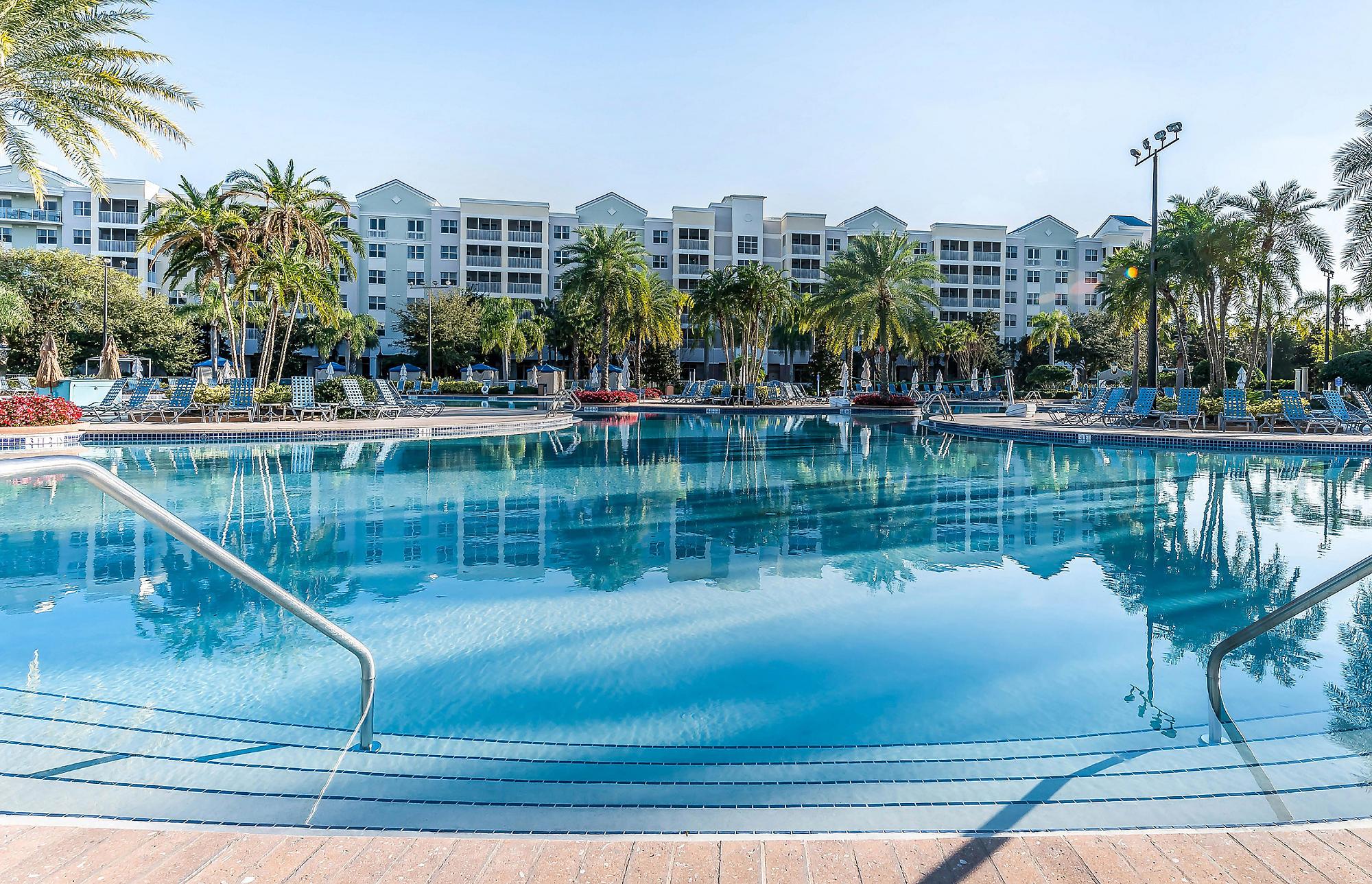 The Fountains Resort Orlando Florida Bluegreen Vacations
