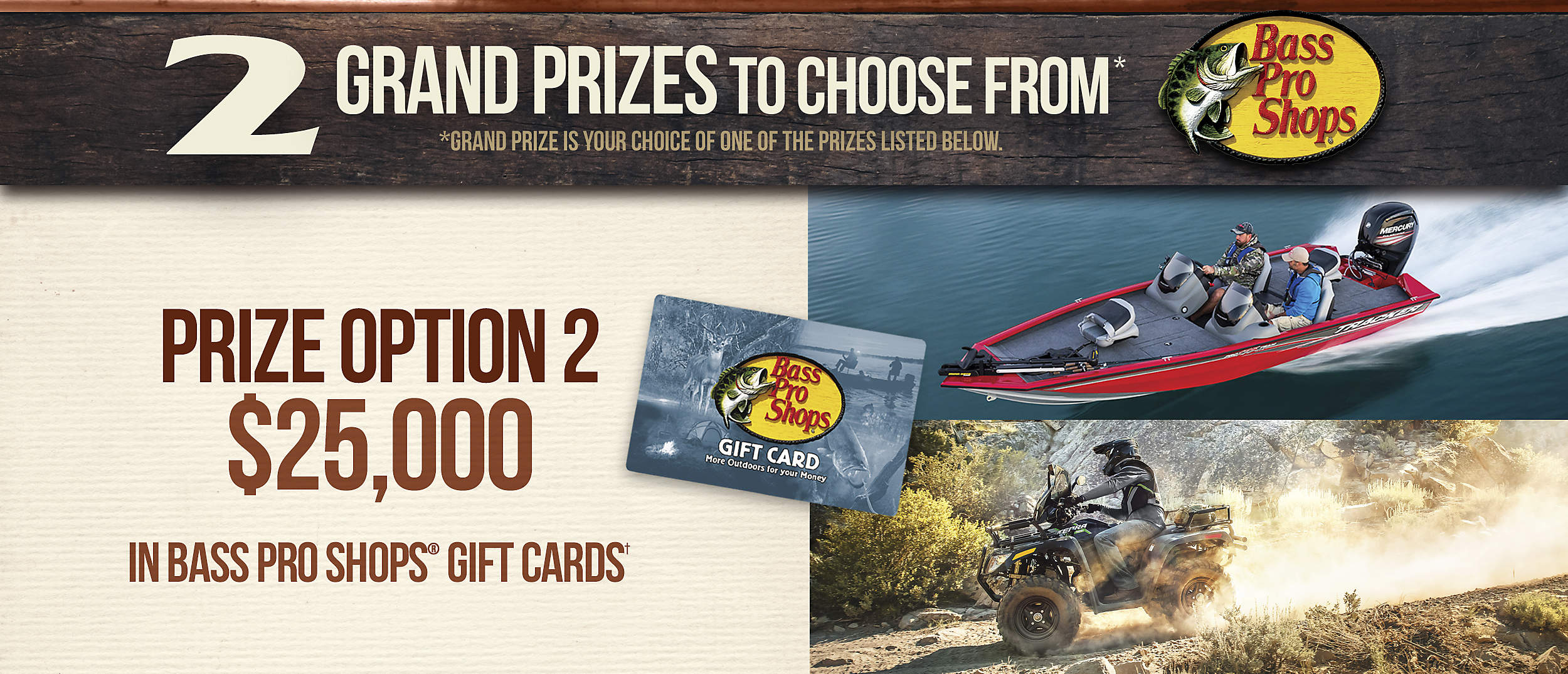Enter to Win! Lifetime of Vacations