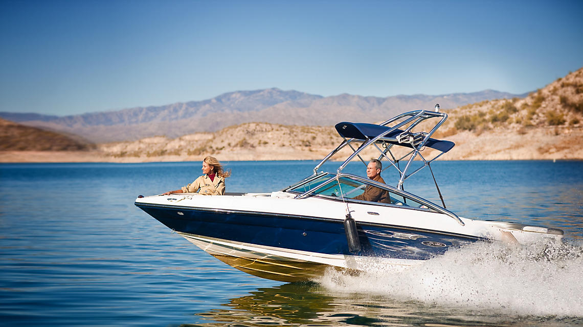 Arizona, Lake Pleasant boating
