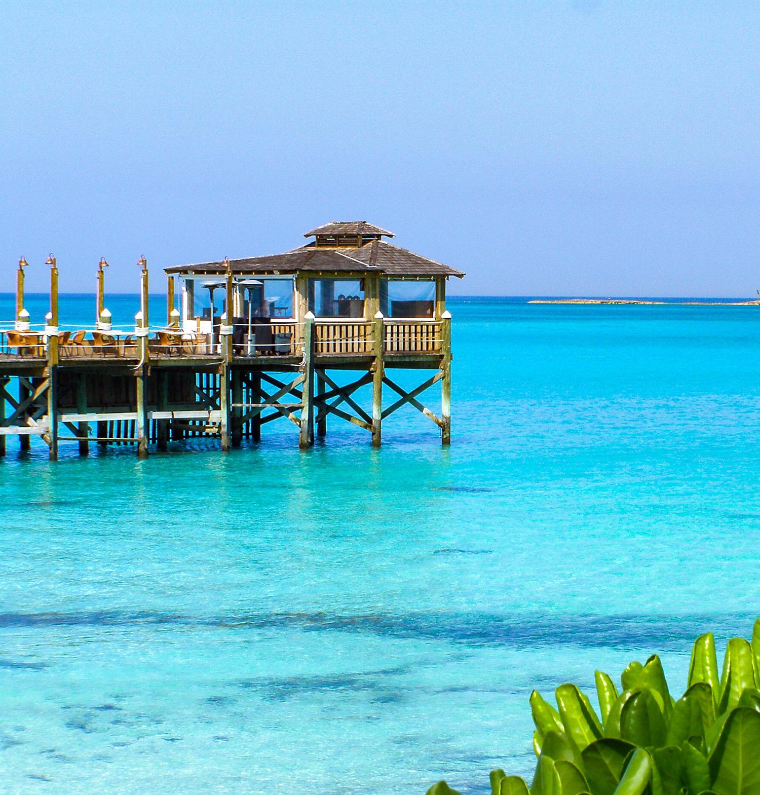 Cable Beach Nau Bahamas Blue Water Resort