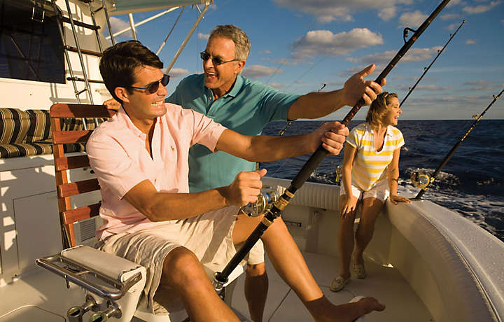Fishing Trips in Charleston with Bluegreen Resorts