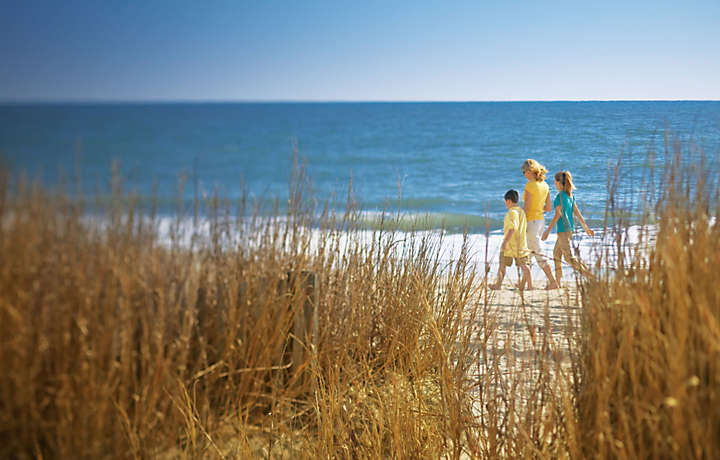 Bluegreen Family Vacations in Myrtle Beach