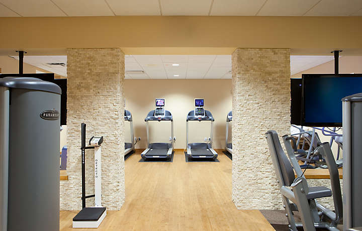 The Fountains Fitness Center