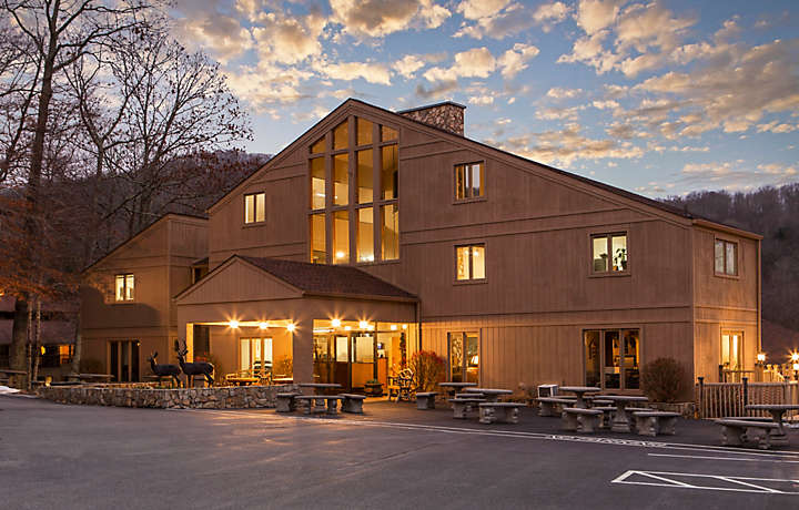 Blue Ridge Village Clubhouse and Lobby Registration