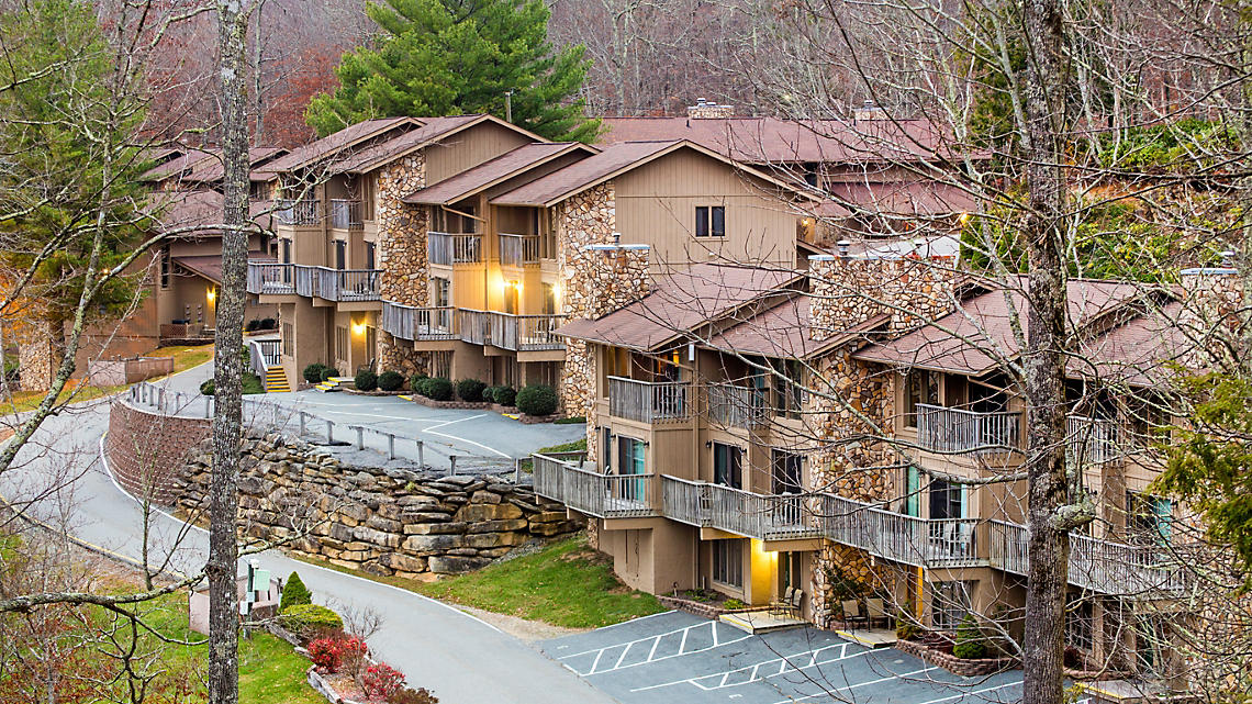 Blue Ridge Village Villas Exterior