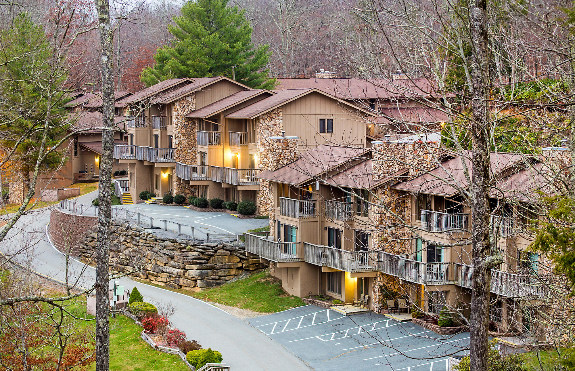 Blue Ridge Village Exterior