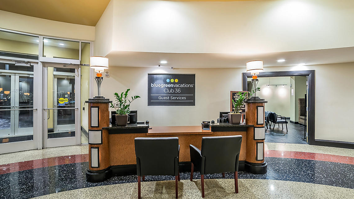 Lobby-Guest Services