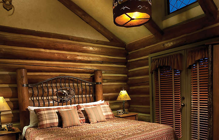 Bedroom View - Wilderness Club™ at Big Cedar®