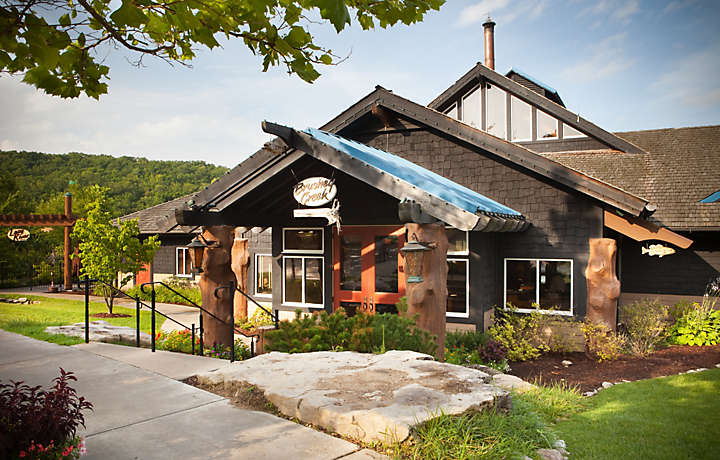 Exterior of Clubhouse - Wilderness Club™ at Big Cedar®
