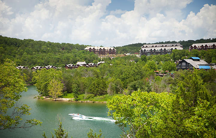 View of Lake - Wilderness Club™ at Big Cedar®