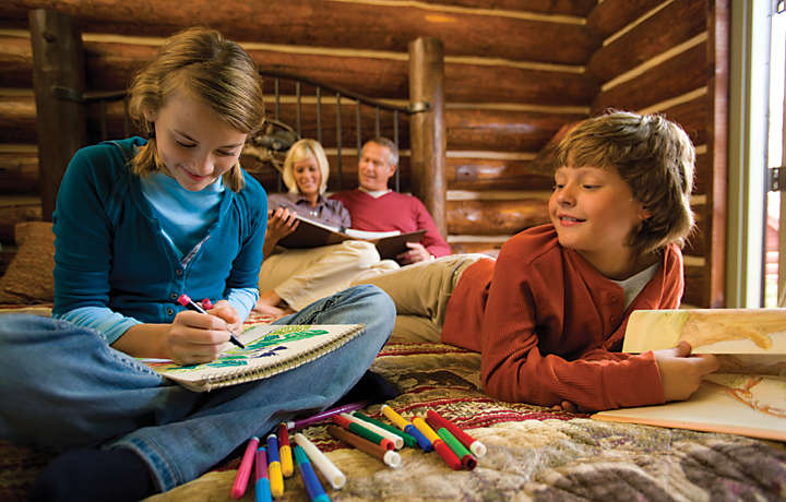 Family Vacation - Wilderness Club™ at Big Cedar®