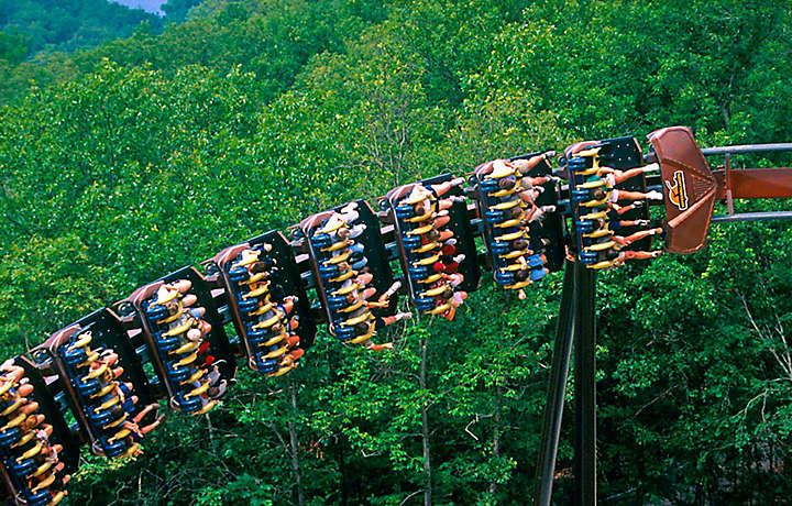 Branson Theme Park near Bluegreen Resort