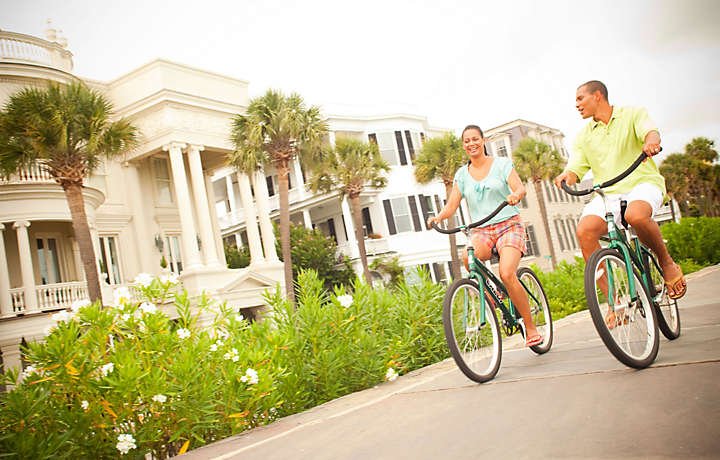 Bluegreen Vacations to Charleston