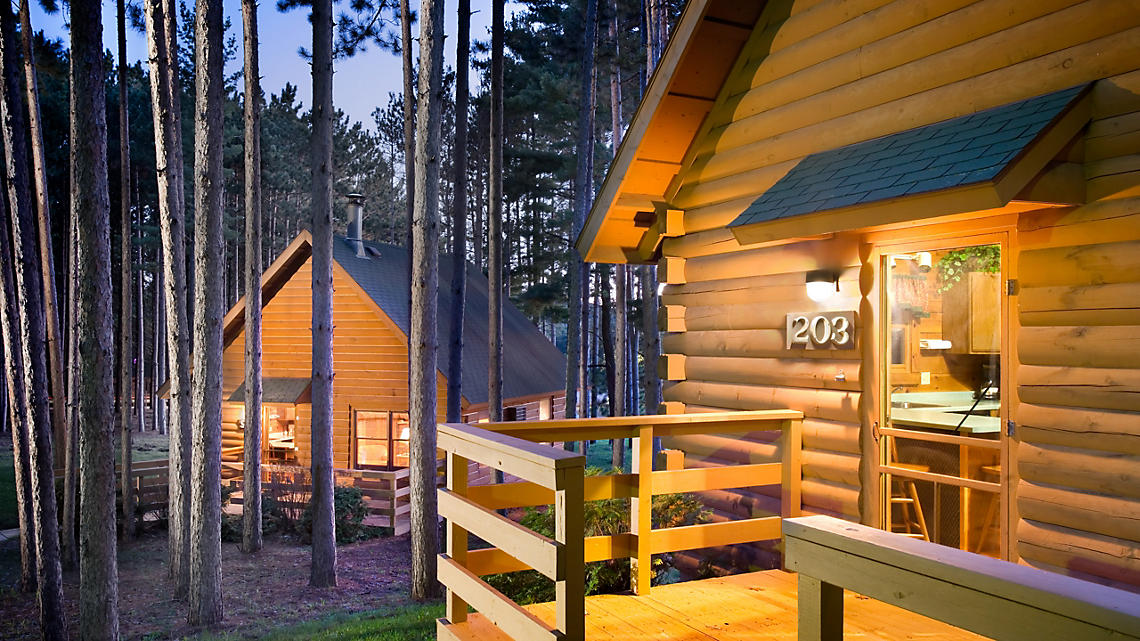 2-Bedroom Cabins