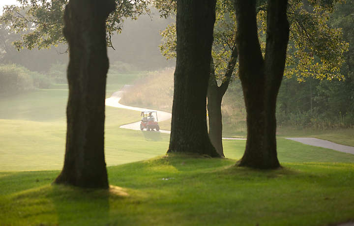 Golf Course - Christmas Mountain Village™