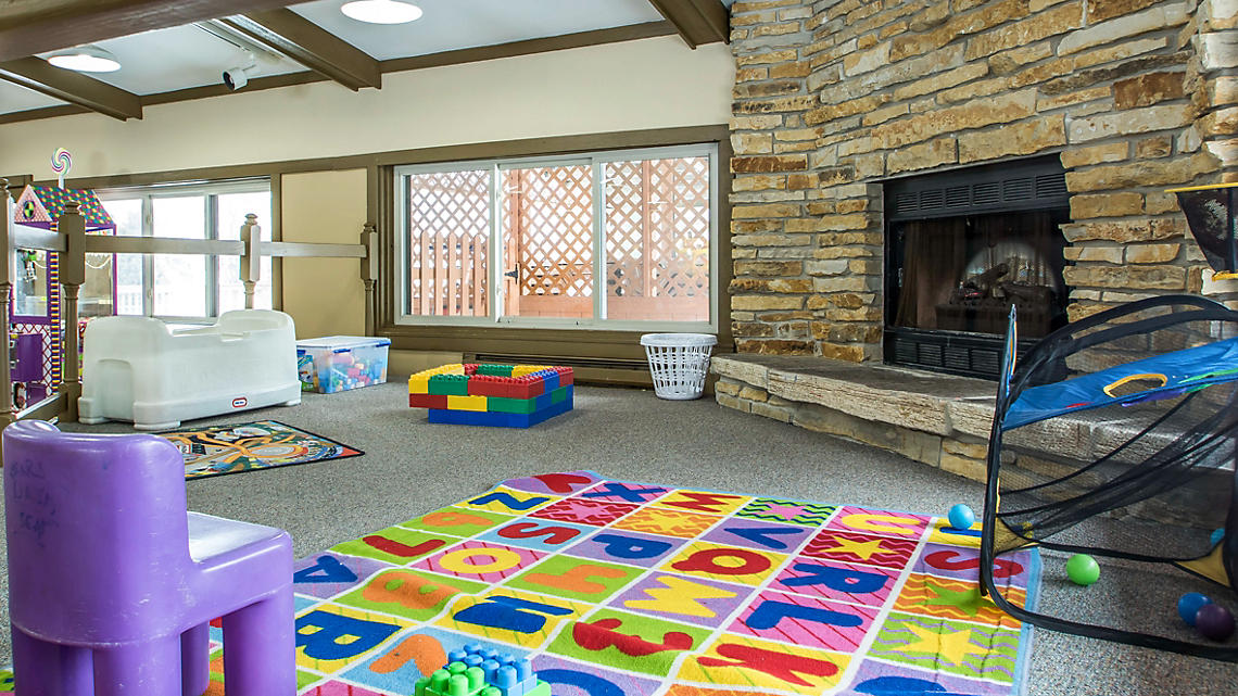 Kid's Activity Room