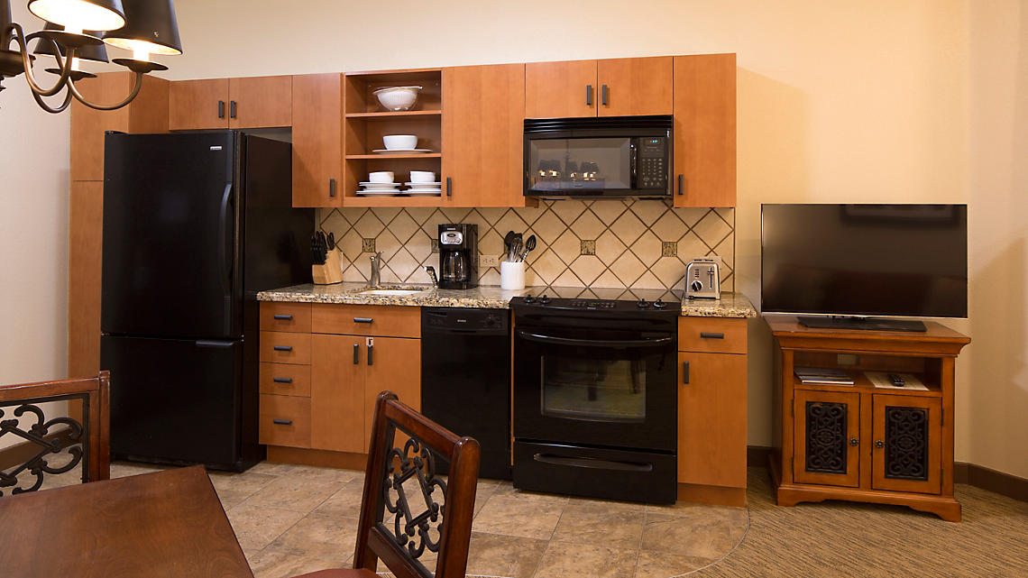 1 Bedroom Junior Kitchen