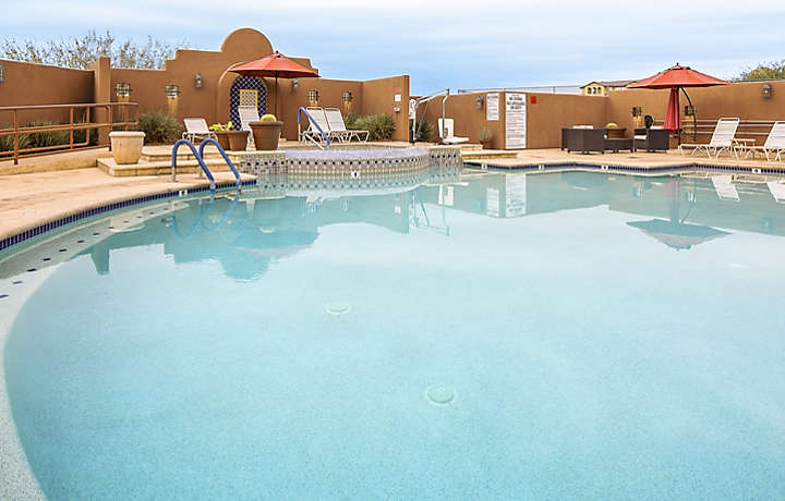 Cibola Vista Resort and Spa Adult Pool and Hot Tub