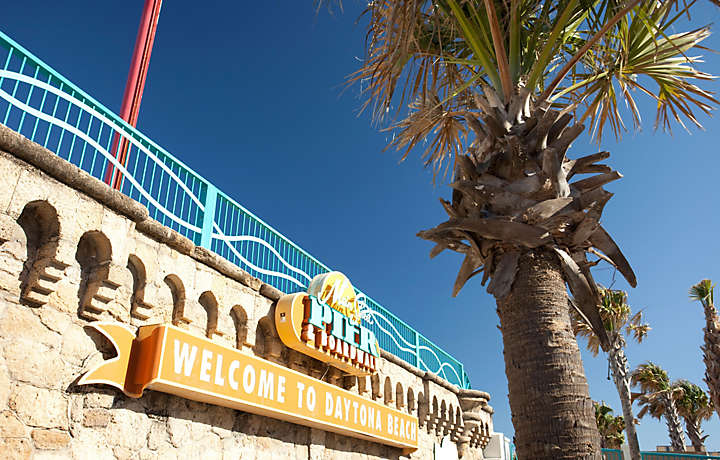 Welcome to Daytona Beach - Fantasy Island Resort II