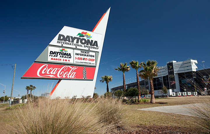 Daytona Speedway - Fantasy Island Resort II