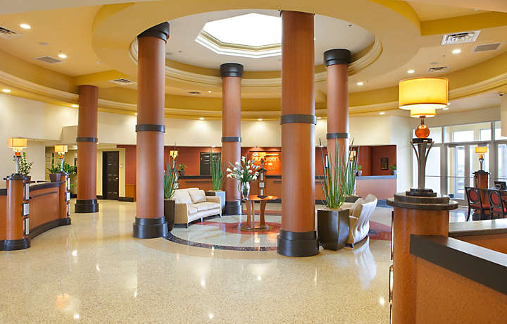 Bluegreen Club 36™ | Resort Lobby