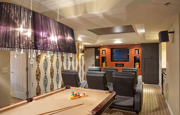 Bluegreen Club 36™ | Entertainment Room
