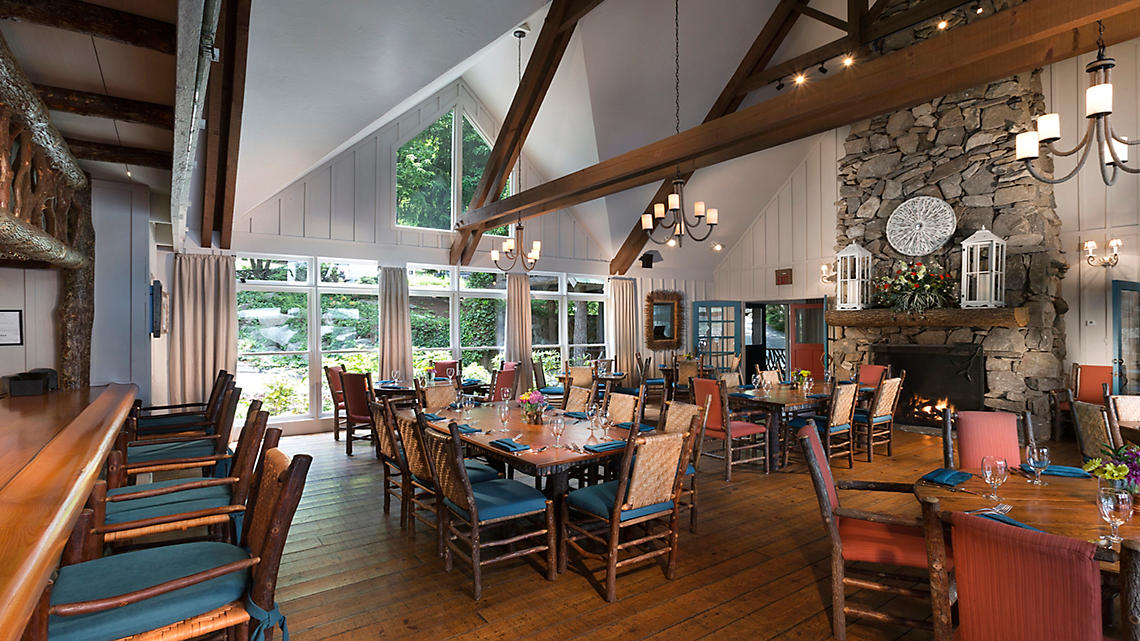 The Landings Dining Room