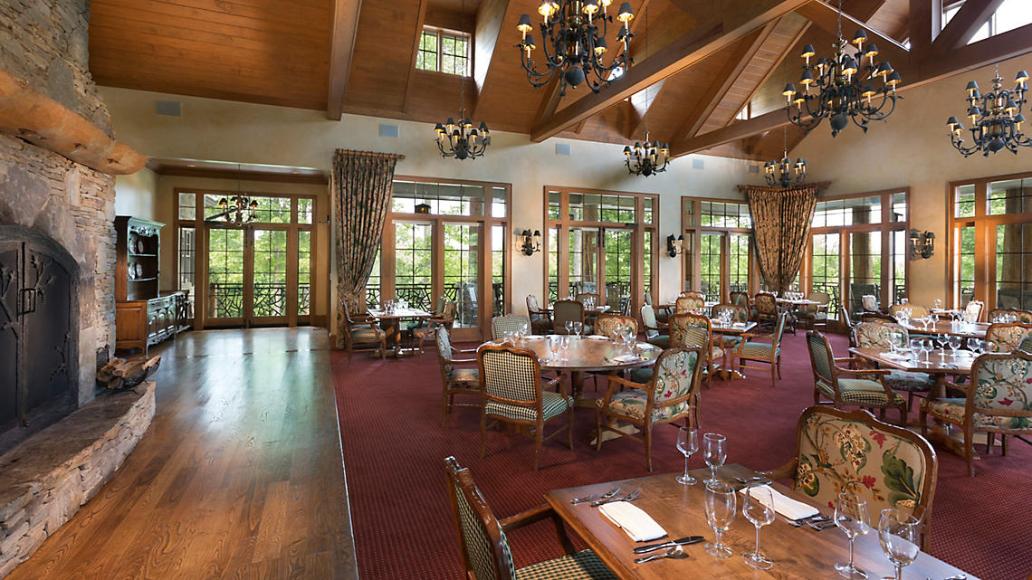 The Clubhouse Dining Room