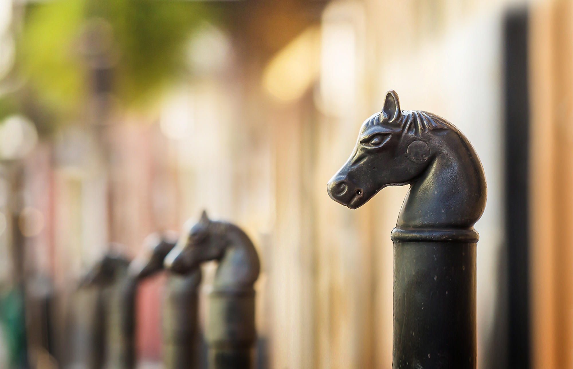 The Heritage Collection - horse statue