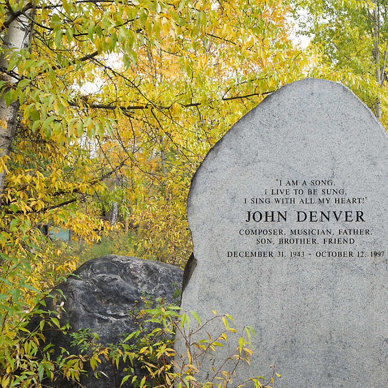 John Denver Sanctuary at Rio Grande Park
