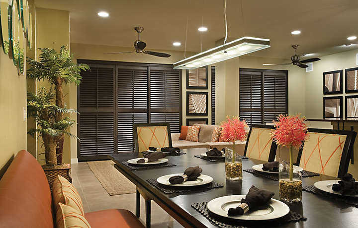 Daytona Seabreeze Presidential Suite Dining Area