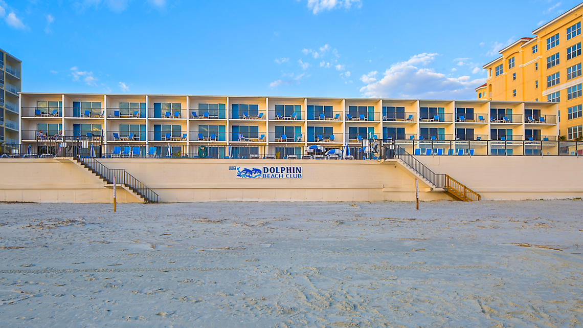Dolphin Beach Club in Daytona Beach