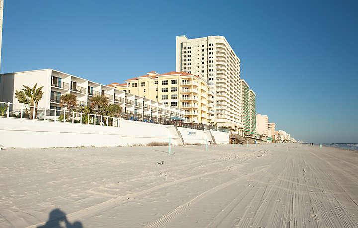 Daytona Beach Resort - Dolphin Beach Club