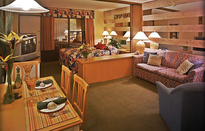 Vacation Villa Interior - Dolphin Beach Club