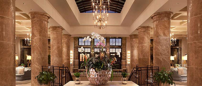 Eilan Hotel Spa Lobby