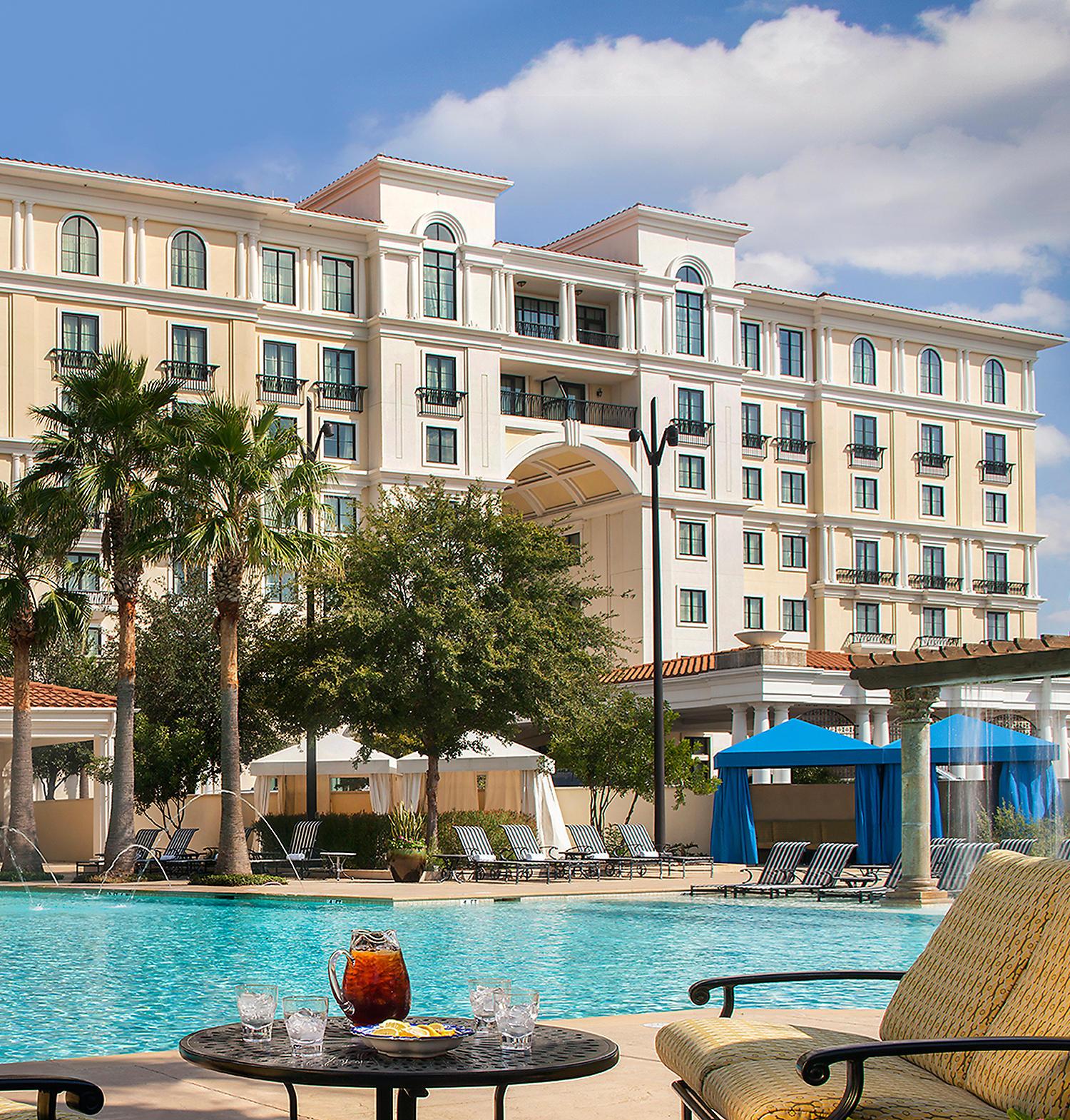 Eilan Hotel Spa San Antonio Texas Bluegreen Vacations