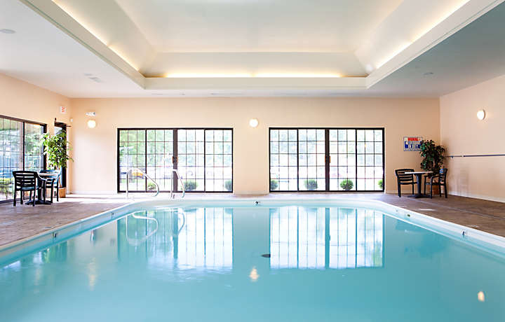 Indoor Pool - The Falls Village™