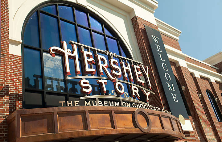 Take A Family Vacation In Hershey Pa