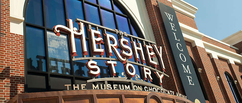 Hershey Pennsylvania, Museum on Chocolate Avenue