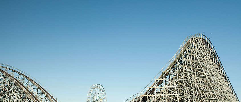Hershey Pennsylvania, roller coaster
