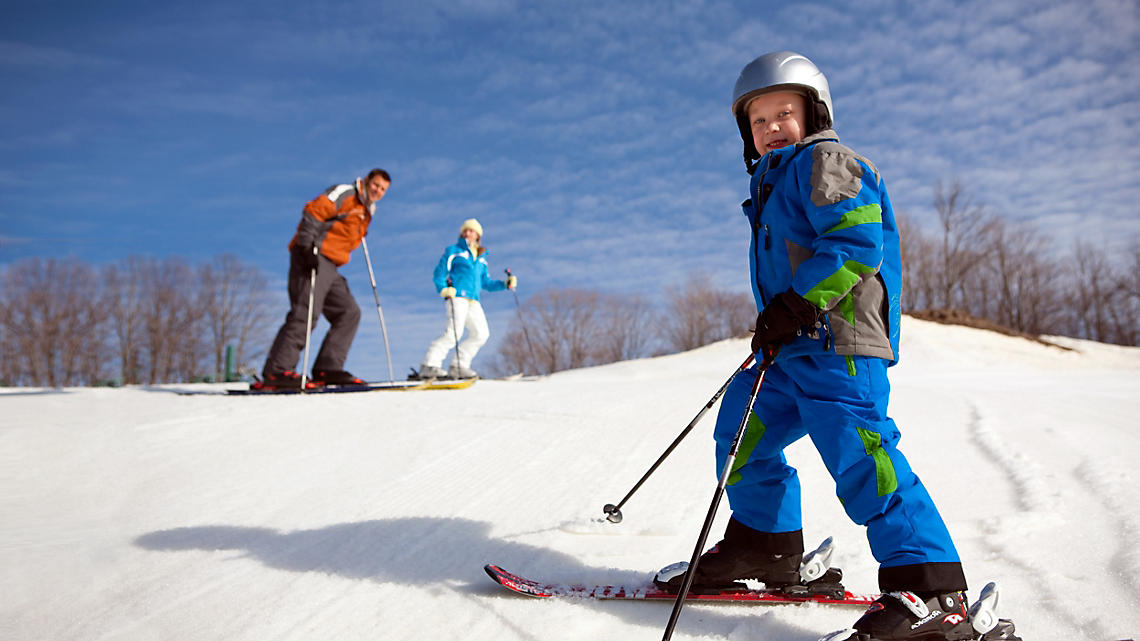 Winter family fun starts on Aspens powdered slopes