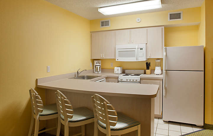 Kitchen - Fantasy Island Resort II