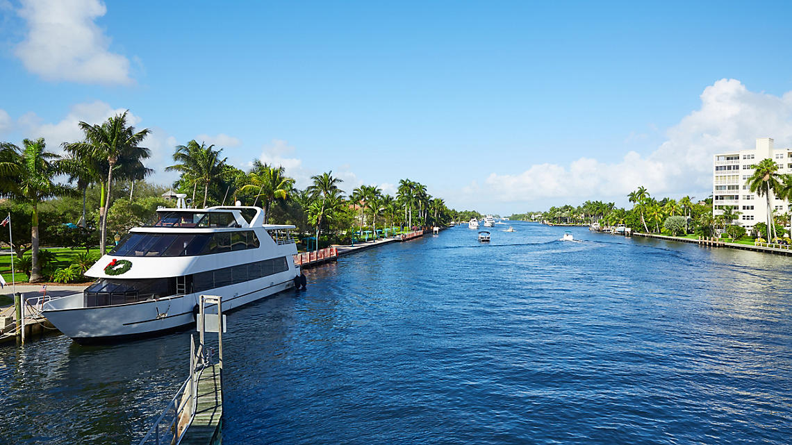 Cruise the Intracoastal on the Lady Atlantic.