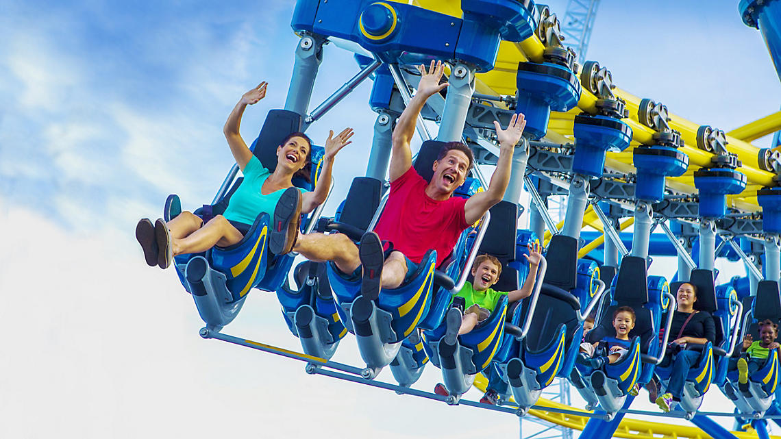 Adventure, thrills and excitement in Orlando